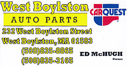 West Boylston Auto Parts